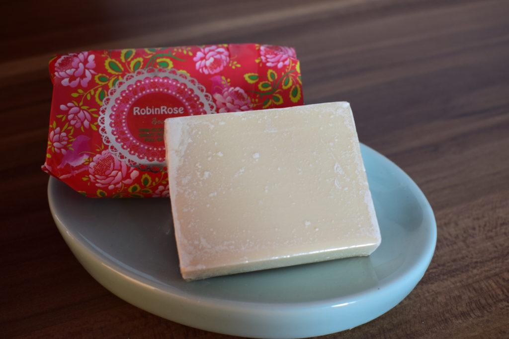chińskie mydło w kostce z rossmanna