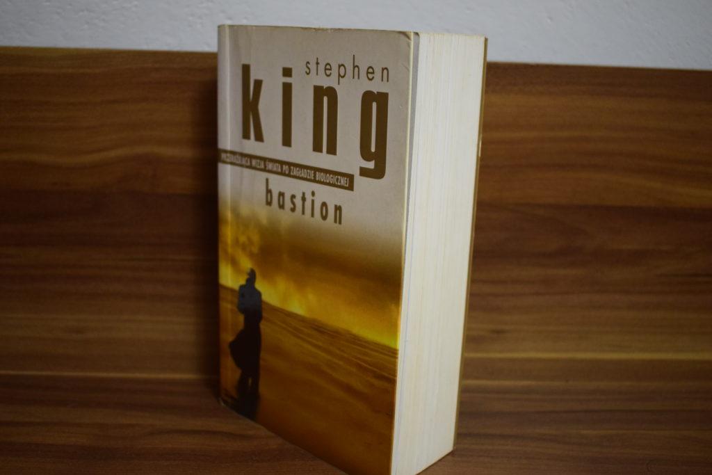 king bastion recenzja książka opinie