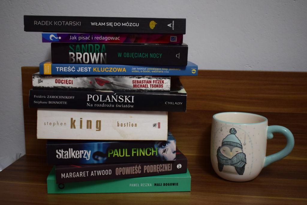 co czytać w 2019 r. książki recenzje co warto opinie blog