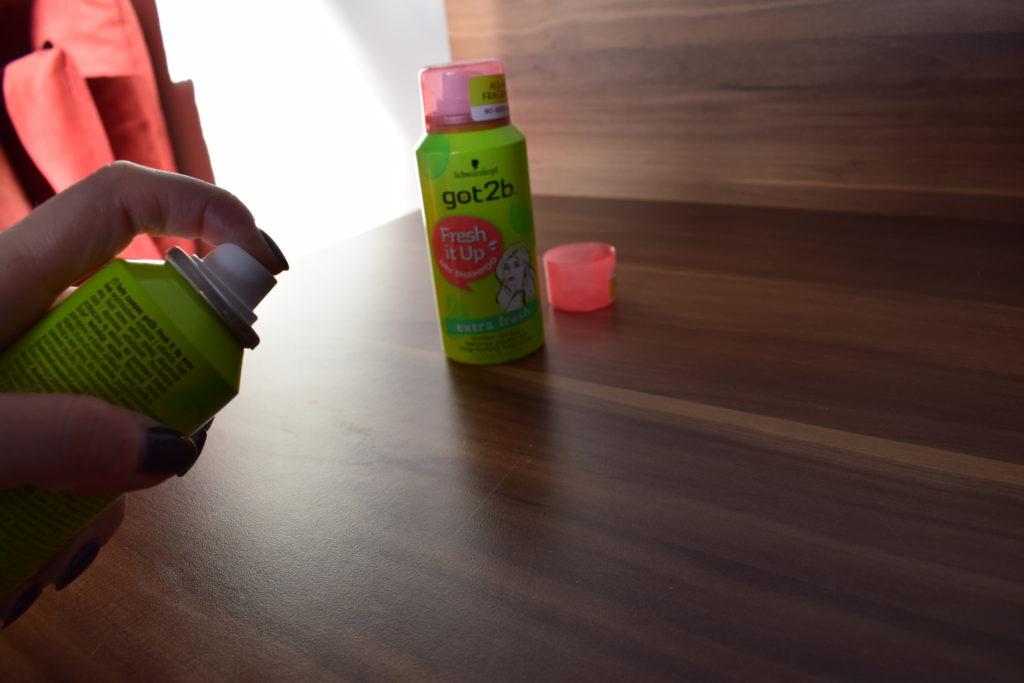 Schwarzkopf suchy szampon recenzja
