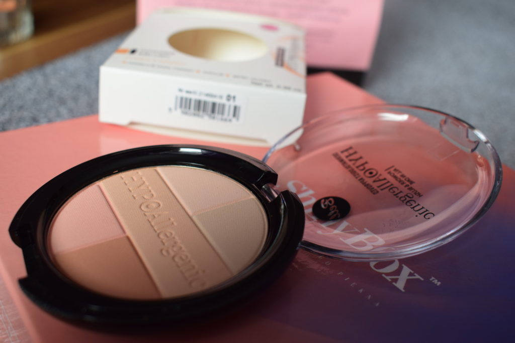 BELL HYPOallergenic powder blush