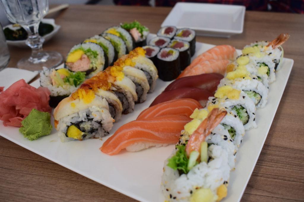 i_love_sushi wrocław zestaw sushi dla dwojga