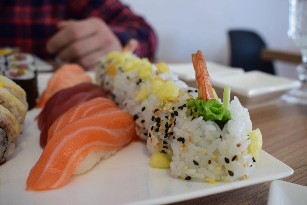 sushi Wrocław gdzie warto pójść