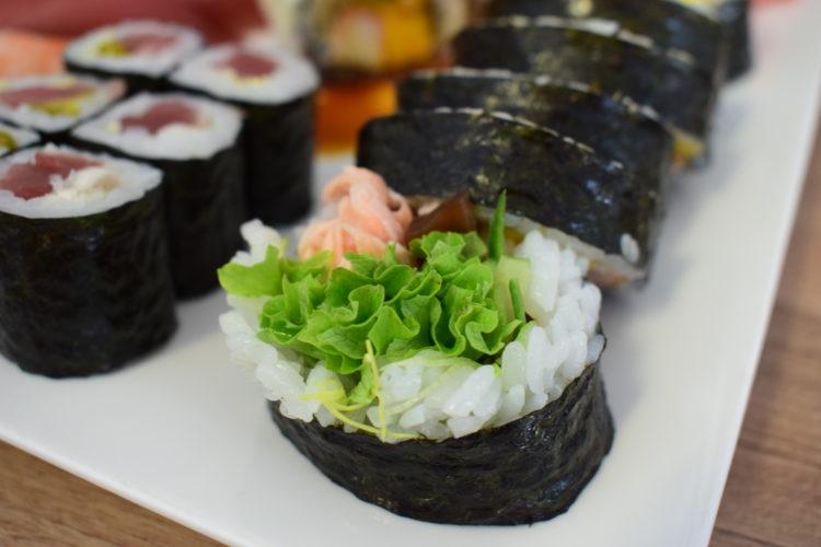 dobre sushi wrocław relacja z wyjścia opinie blog