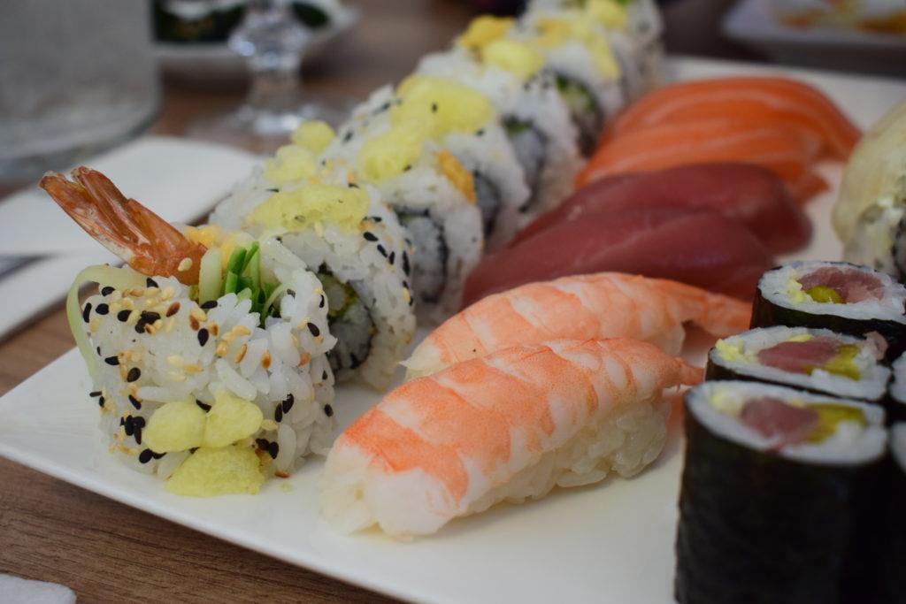 sushi wrocław najlepsza restauracja opinie