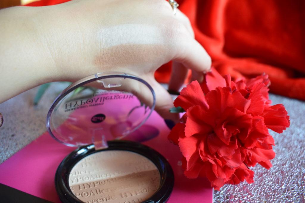 Bell Hypoallergenic Bronze Powder Opinie Recenzja