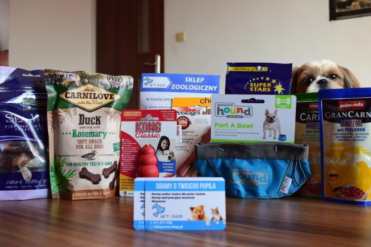 vet_shop produkty dla psow